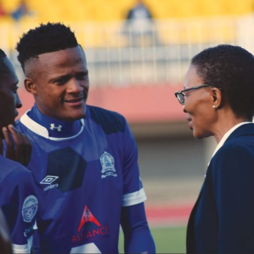 Phamotse apologises over fracas