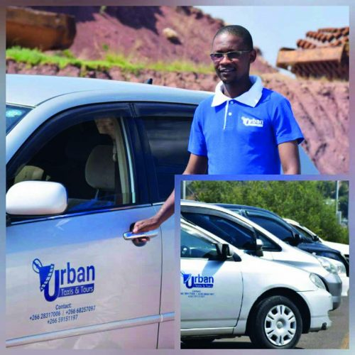 The brains behind Urban Taxis