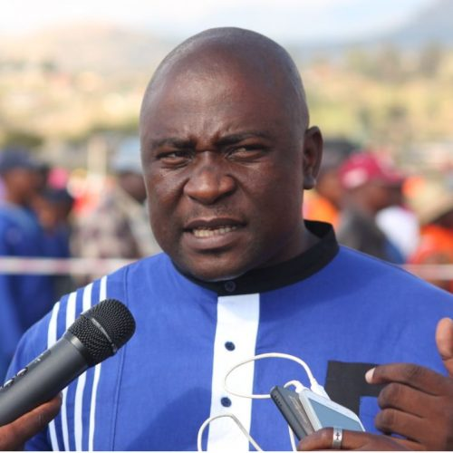 MEC: another typical Lesotho party