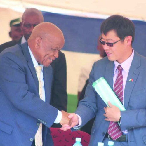 Thabane sold us to the Chinese