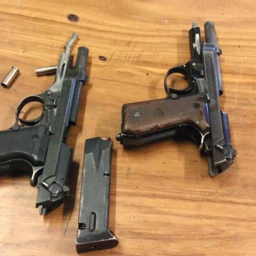 Shake up gun control policy