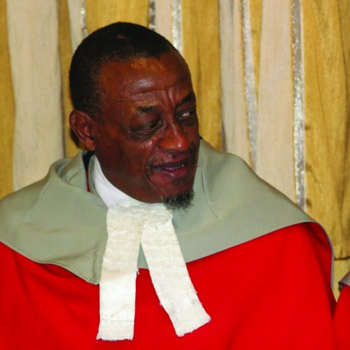 Tributes pour in  for judge