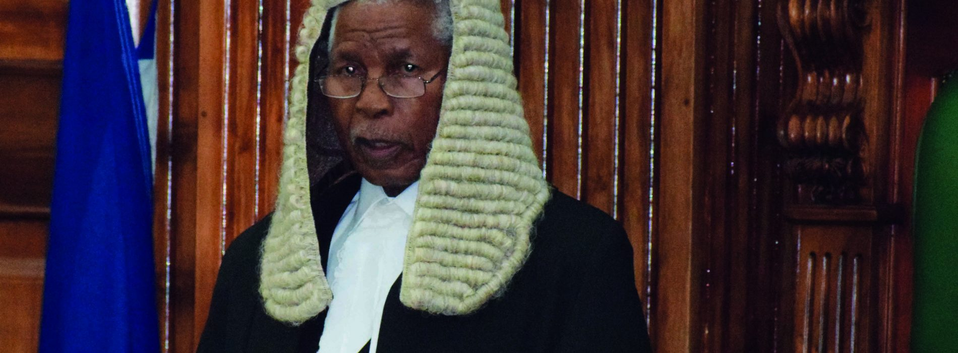 Drama in Parliament