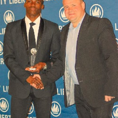 Botsane wins Kick4Life's Player of the Year gong
