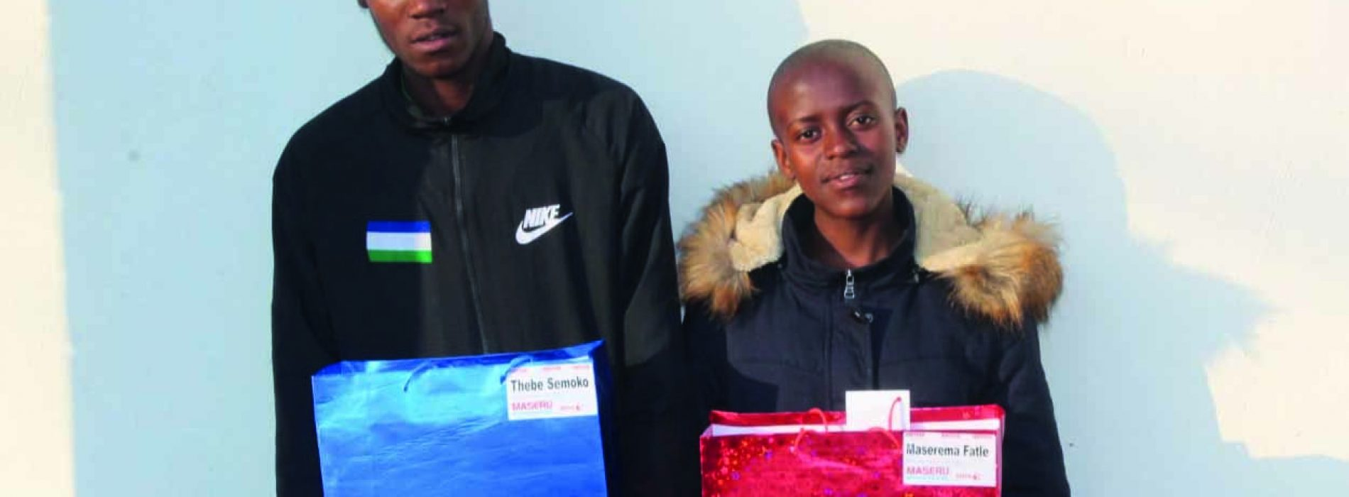Maseru Business Machines rewards marathon winners
