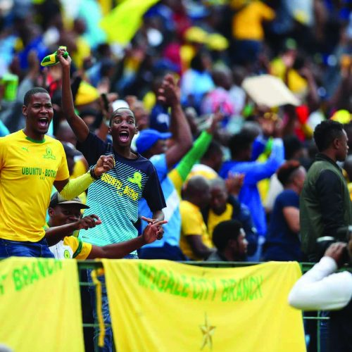 Sundowns to launch supporters' branch
