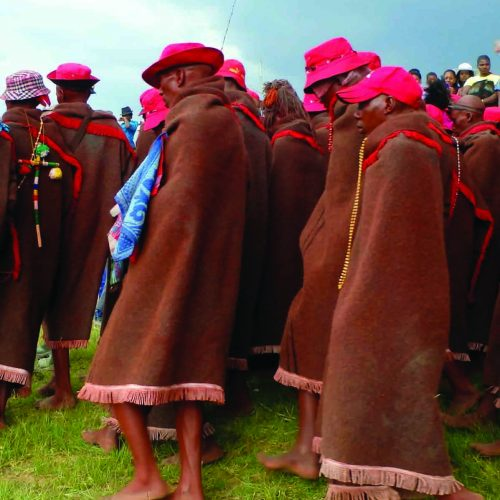 Traditional healer battles to bury three initiates
