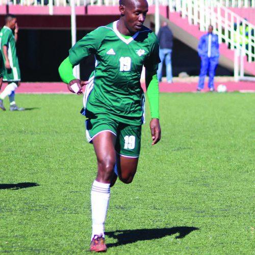 Likuena face Bafana-bafana