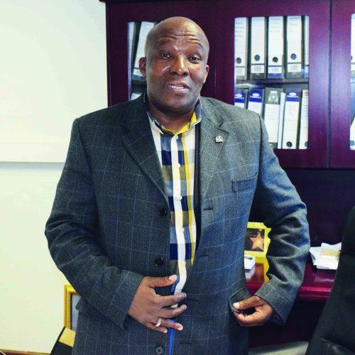 DCEO  investigator suspended