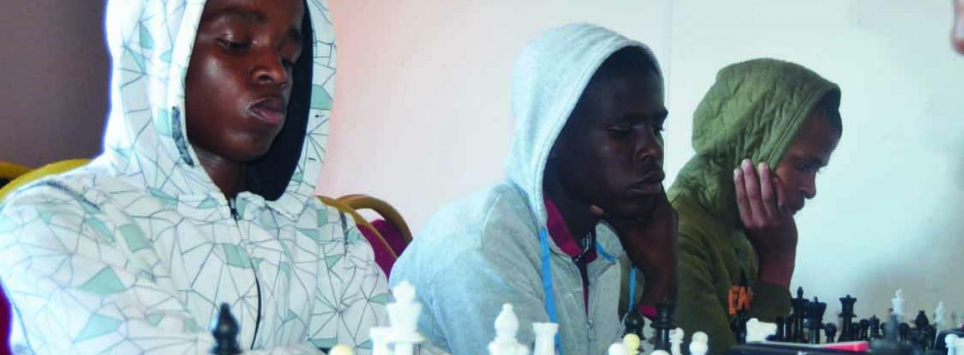 Chess Federation moves to 'catch them young'