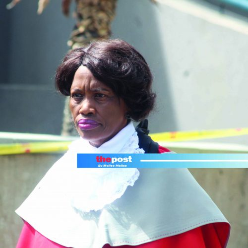 Judge moans over dwindling budget
