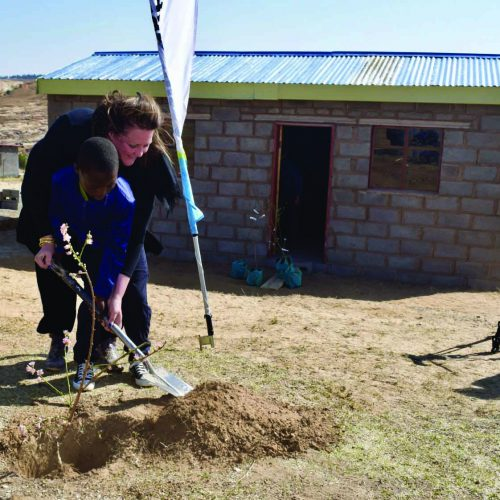 Habitat, US Embassy rallies  behind orphans' cause