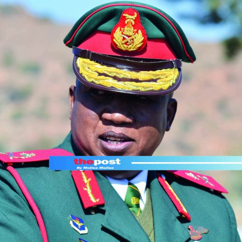 Army boss warns of plot