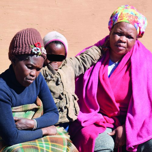 'Potato' murder shock villagers