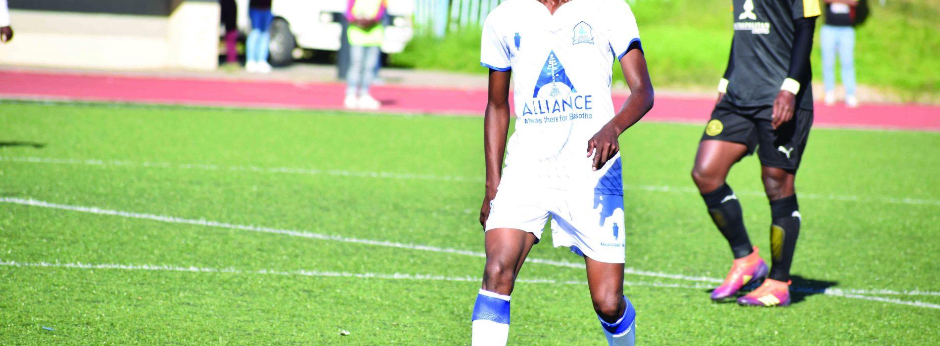 Matlama face Angolan giants
