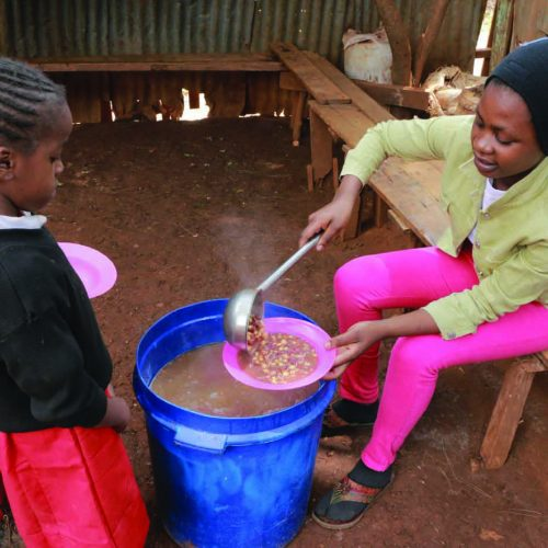 Lesotho and Africa's poverty