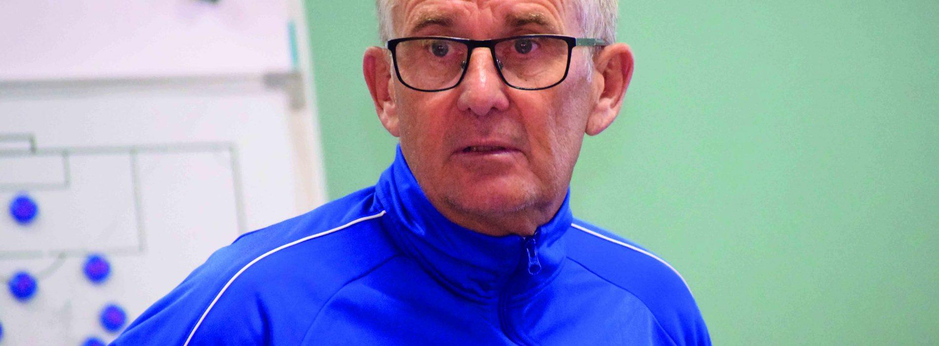 Lefa trains youth coaches