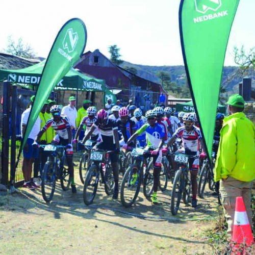 MTB Championships off to a great start