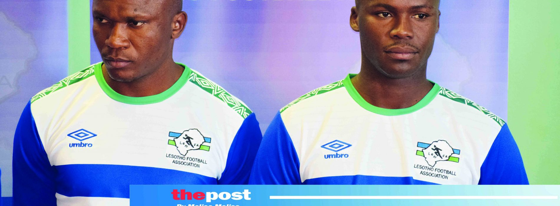 New kit for Likuena