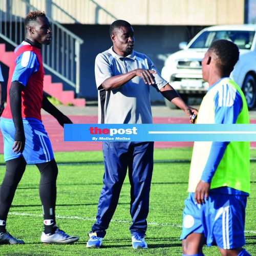 Matlama begin title defence at Swallows