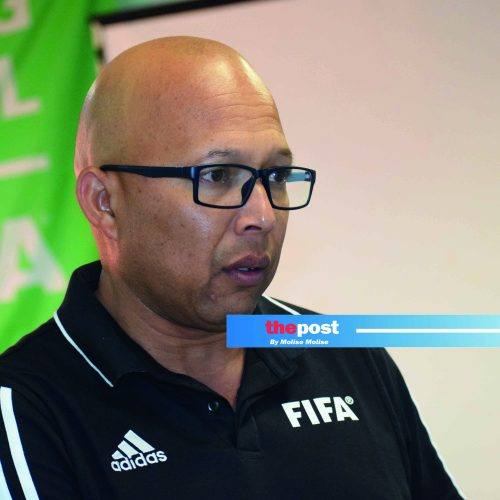 LEFA hosts referee instructors course