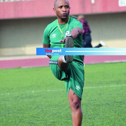 Senong ready for Zimbabwe