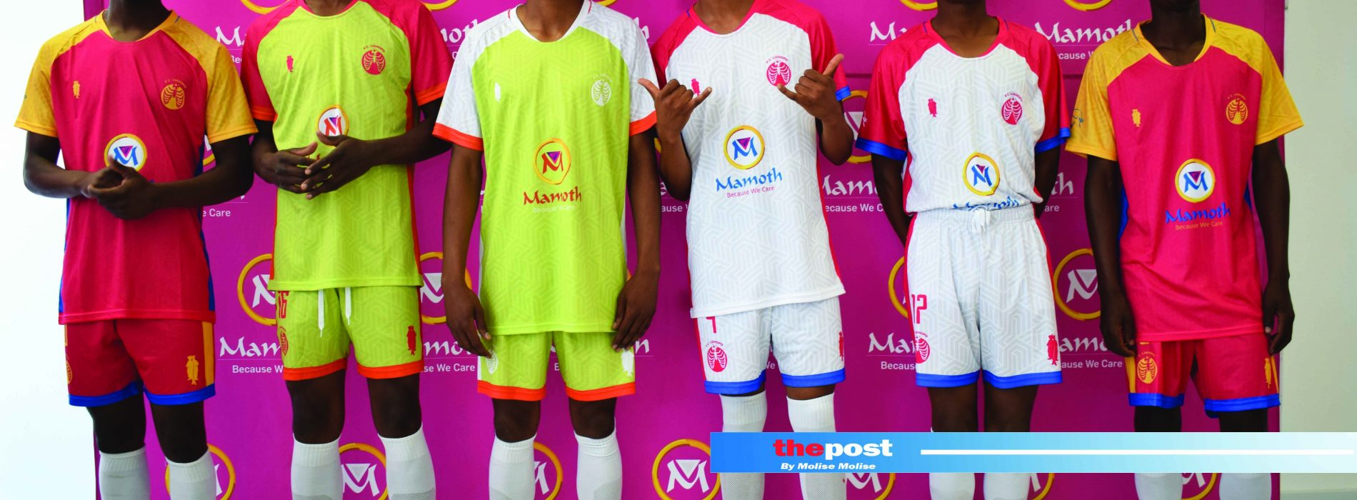 Mammoth unveils Likhopo kit