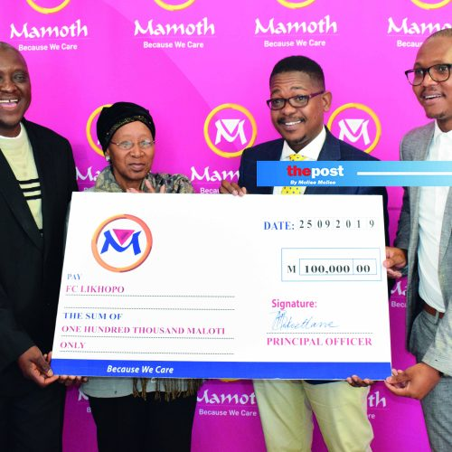 Mamoth inks M100k deal with Likhopo
