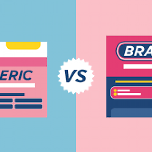 Generic drug vs brand: know the difference