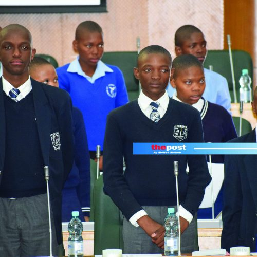 Students bemoan teachers' strike