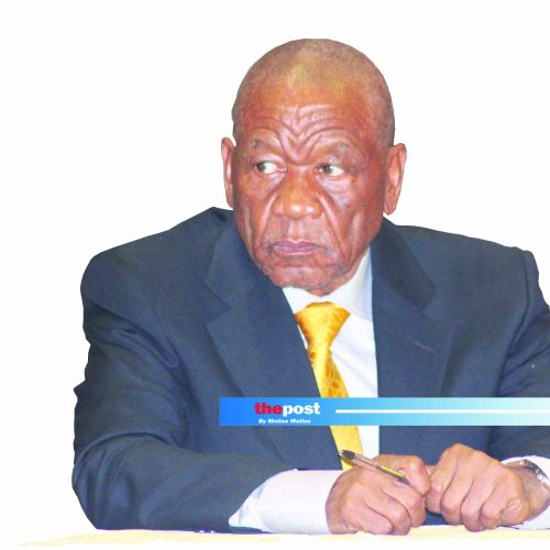 Thabane orders total lockdown