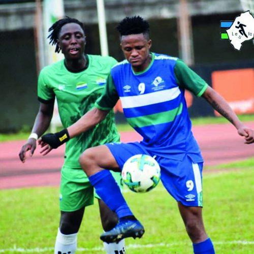 Likuena hold Sierra Leone