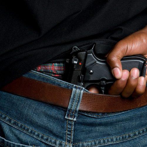 Illegal guns wreak havoc