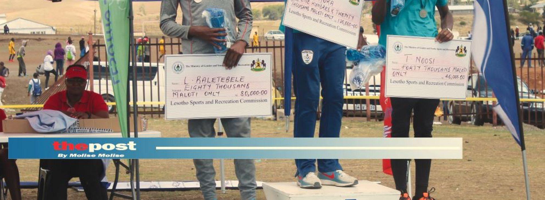 Nkoka wins Mokhotlong marathon