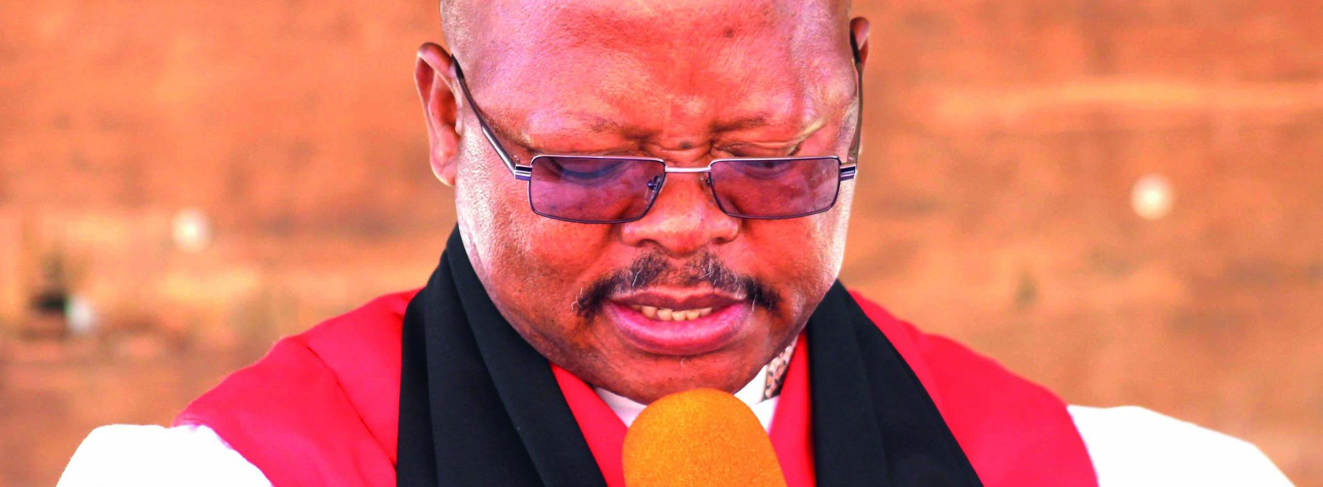 Bishop Taaso steps down