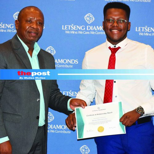 Letšeng Diamond pumps M13m into scholarships