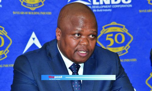 LNDC sets up new projects in Mafeteng