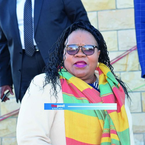 Ramakoae cleans Makgothi's mess