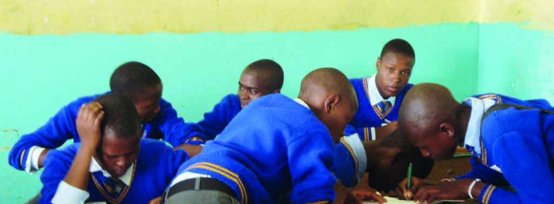 Education in  Lesotho in  worrying state