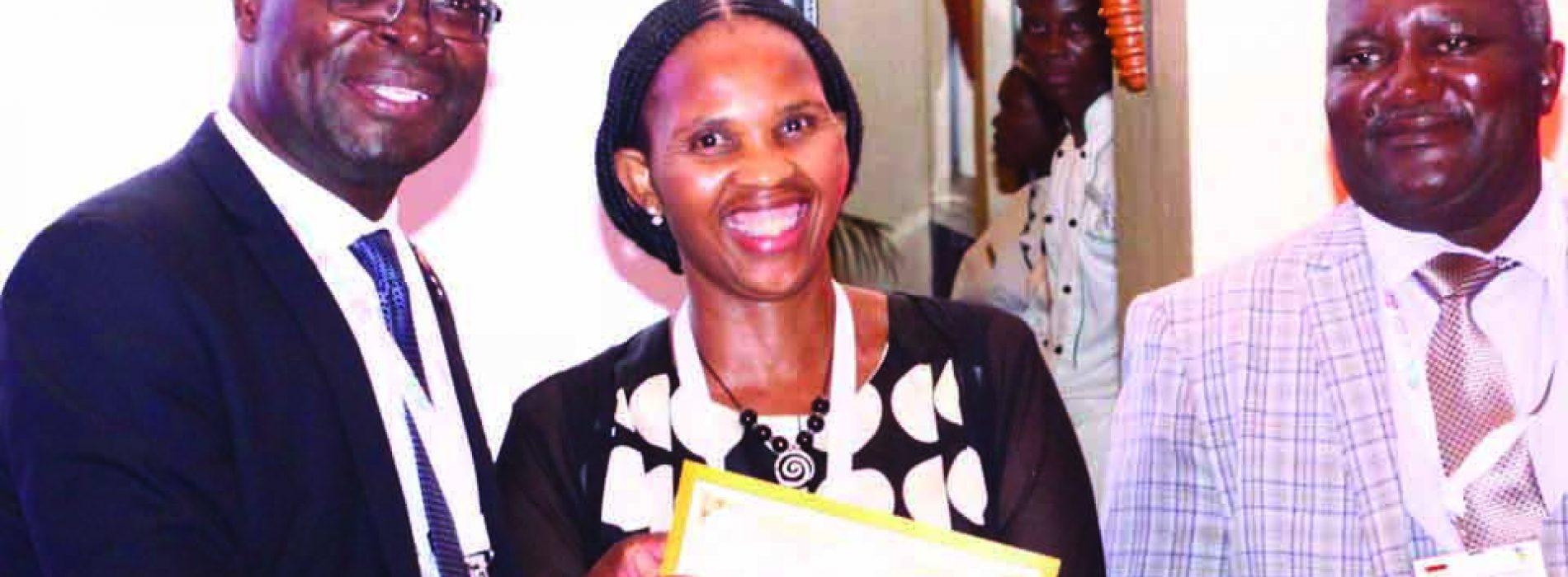Dr Nkhabutlane makes Lesotho proud!