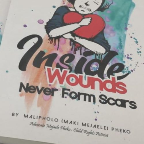 Inside wounds never form scars