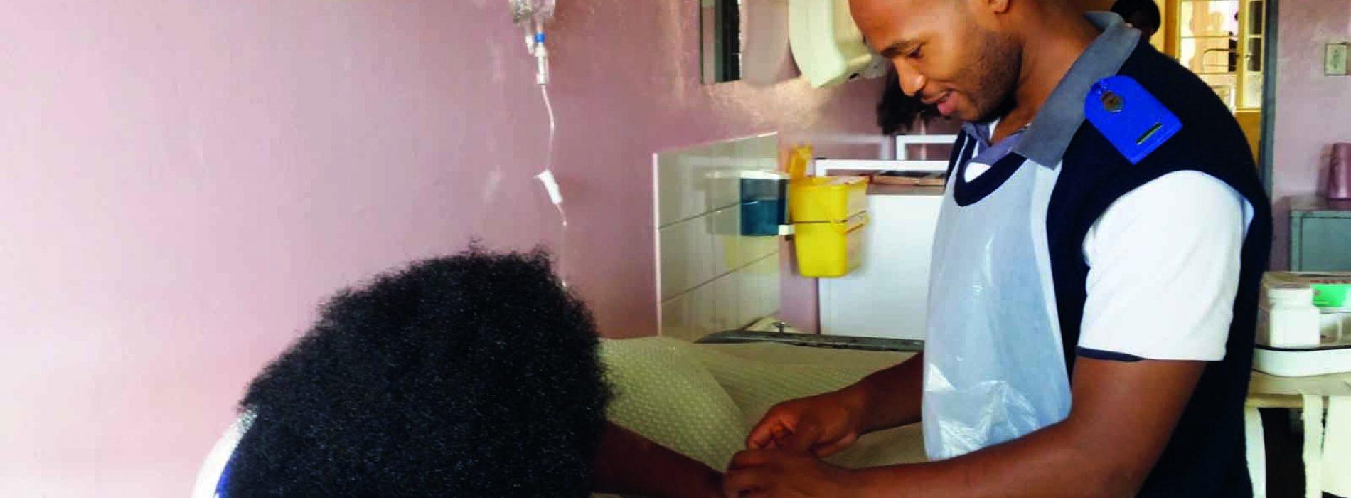 The trauma of nursing