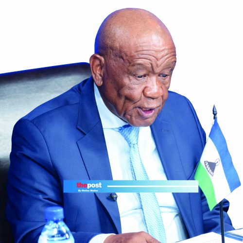 Thabane fights for immunity