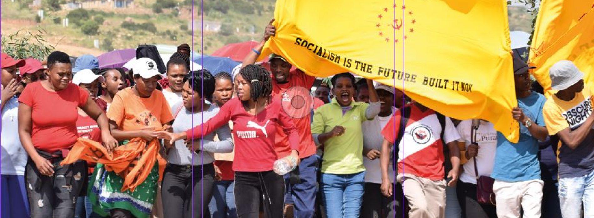 Textile unions pile pressure on Rantšo
