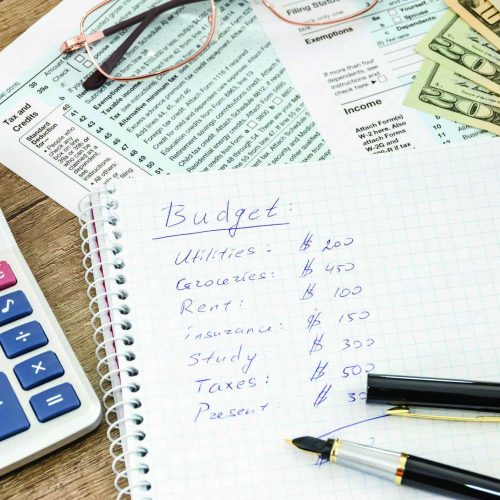 Budgeting methods
