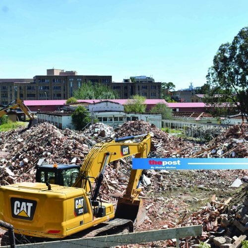 Bitter row erupts as Queen II is demolished