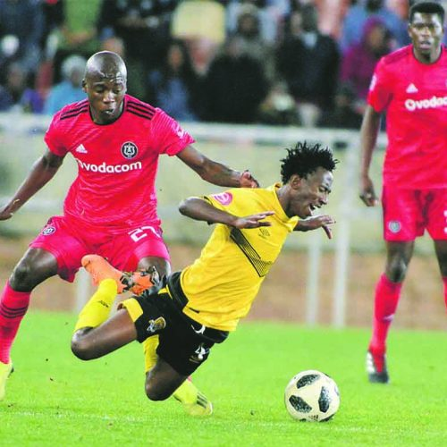 Khutlang says close to full recovery