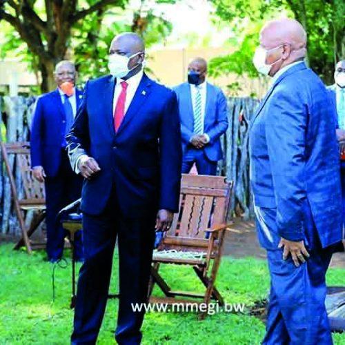 The problem child of SADC