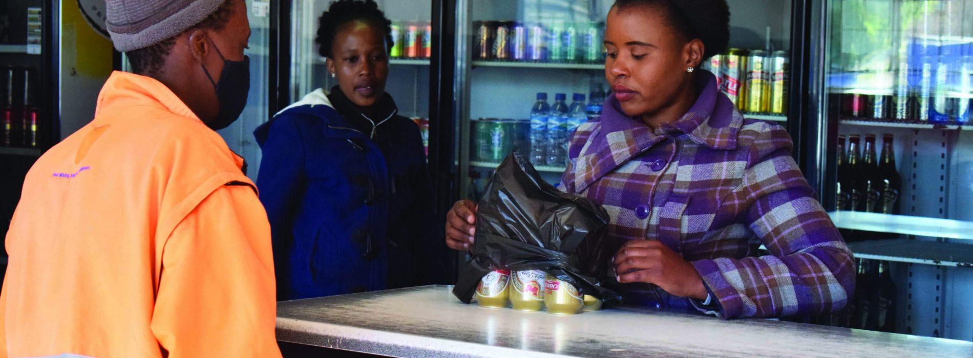 Alcohol black market booms