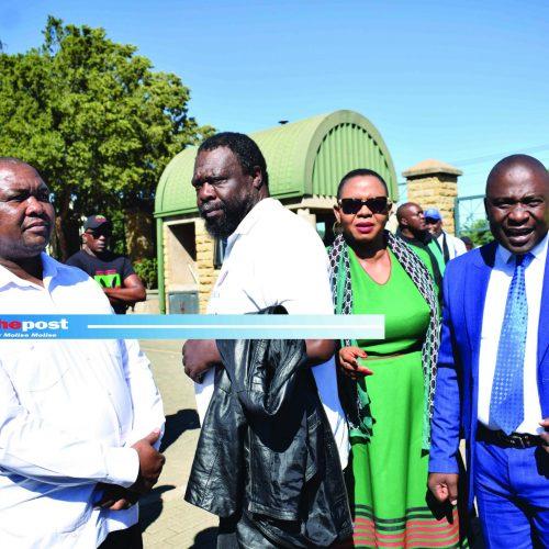 Mochoboroane, Metsing must face the music, says DPP
